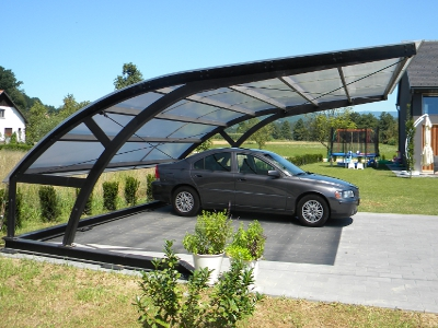 carport carport bausatz carport holz fertiggarage. Black Bedroom Furniture Sets. Home Design Ideas