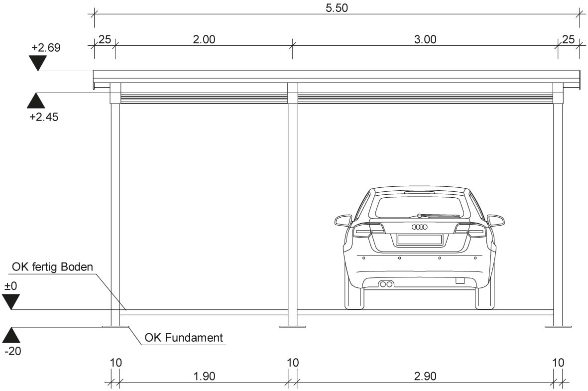 online calculator carport preise berechnen. Black Bedroom Furniture Sets. Home Design Ideas